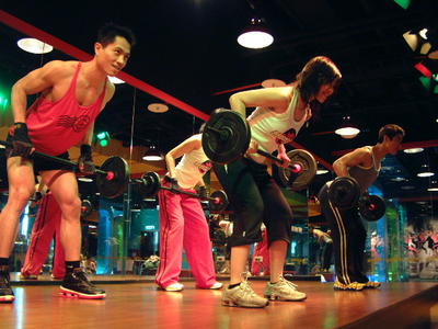 Review of Body Pump – An Aerobic Strength Training Class by