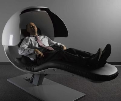 Office Sleep Pod On Metronapenergypod04jpg How To Sleep Soundly In Office With Energypod By Munfitnessblogcom